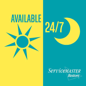 ServiceMaster Available 24/7